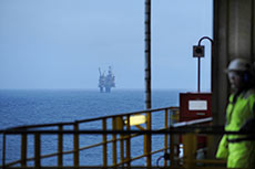 High oil and gas exploration activity on the Norwegian shelf