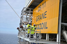 Statoil proves new oil resources in the North Sea