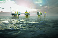 Kvaerner and KBR join forces for Johan Sverdrup contracts