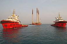 Marine Contracting announces successful Cendor MOPU move