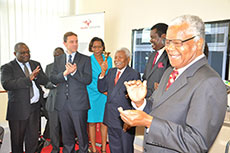 Swala Oil and Gas debut on stock exchange