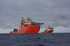 Ocean Installer sets sail for Australia