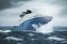 Wärtsilä chosen for deepwater anchor handling tug supply vessels
