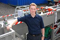 NOV Elmar offers graduate training schemes