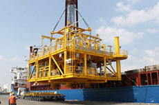 Aquaterra Energy delivers CSP solution offshore West Africa
