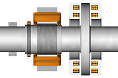 SKF S2M Magnetic Bearings to be used in offshore gas project