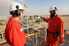BP announces drilling contracts for Omani Khazzan project