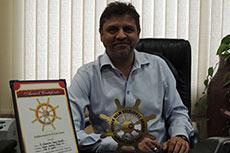 Unique Maritime Group wins offshore award