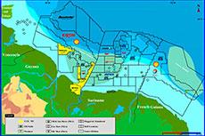 CGX Energy delays drilling on Corentye block
