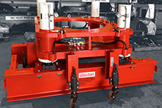 Claxton develops new conductor cementing support system