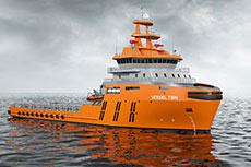 Wärtsilä designs two offshore support vessels