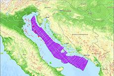 Croatia 2D multi-client seismic acquisition survey complete