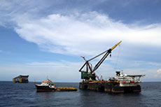 McDermott awarded contract offshore East Java, Indonesia