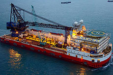 Platform installation support contract awarded in Thailand