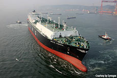 Dynagas chooses GE Power Conversion for eco-friendly maritime solutions