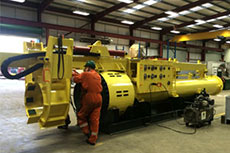 Flangeless Subsea Launcher showcased at Subsea Expo
