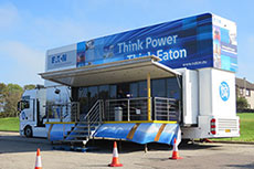 Eaton hosts mobile technology day in Aberdeen