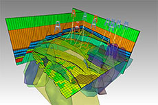 Baker Hughes introduces integrated reservoir modeling software