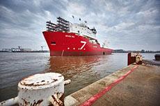 IHC launches Subsea 7's Seven Rio