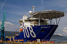 McDermott announces the christening of its latest vessel