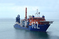 McDermott awarded offshore pipeline contract