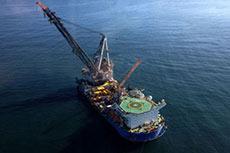 McDermott awarded vessel support contract for Anadarko