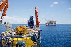 McDermott completes contract scope for Jack and St. Malo Project