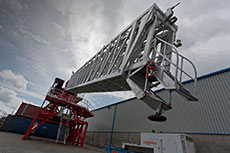 MaXccess walk-to-work system supplied for Subsea 7 project