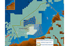 Acquisition of the Bilby 2D seismic survey begins offshore WA