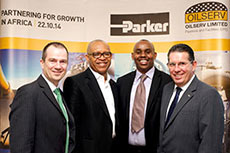 Parker Hannifin signs distribution agreement for Africa