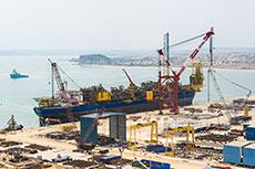 SBM Offshore's FPSO headed for offshore Angola