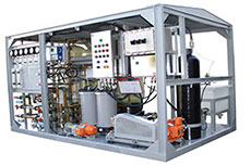 Reverse osmosis watermaker preventative maintenance