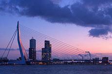 EU supports Rotterdam LNG hub development