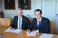 Sandvik and Tenaris sign new five-year strategic alliance agreement