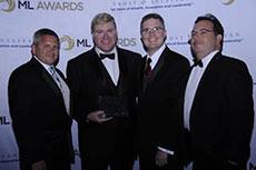 GE wins manufacturing leadership award