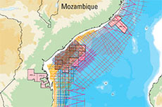 Schlumberger releases multiclient seismic data offshore Mozambique