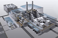 Siemens to build turnkey heat and power plant