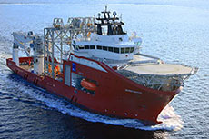 Akastor vessel to be used by Petrobras