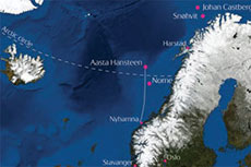 Statoil's third gas discovery in a row