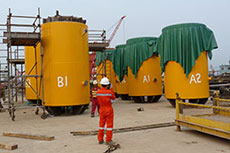 Trelleborg completes first oil and gas floatover project in China
