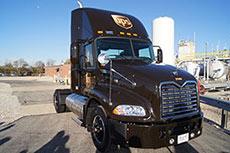 Kinetrex provides LNG for UPS fleet