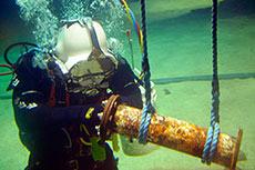 Osiris Marine completes Nitrox diver training course