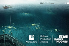 Aker Solutions and Baker Hughes form subsea production alliance
