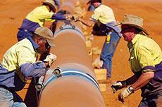 BG Group agrees sale of Australian pipeline for US$5 billion