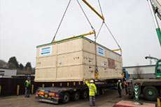Atlas Copco delivers 50 t compressed air package