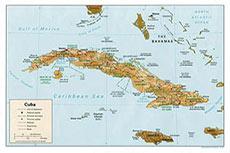 Repsol to abandon Cuba