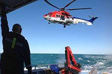 Shell launches search and rescue service for offshore industry