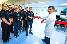 Siemens opens first Junior Factory in UK