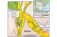 Tower Resources gives Kenya drilling update