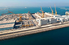 Gulf Drilling awards contracts to N-KOM shipyard